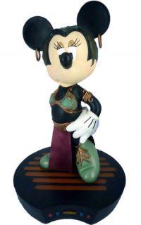 Disney Star Wars Big Figs 2009 Minnie Slave Leia