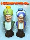 Laurel & and Hardy ANCO WIPER BLADES Fridge Magnet as seen on American