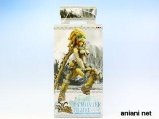 Monster Hunter DX Hunter Figure Berio Series Swordman