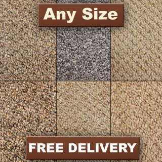 High Quality Natural Loop Berber Carpet Lounge Bedroom Cheap Any Area