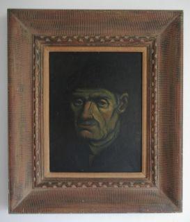 Original Armenian Oil Painting by Berberian,1953, signed, RARE Armenia