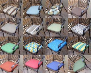 Outdoor Patio Garden Furniture Chair Seat Cushion