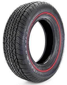 Coker Tire 579762 BFGoodrich Silvertown Redline Radials