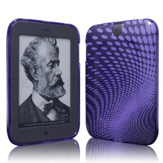 TPU Skin Case Cover for Barnes Noble Nook 2 Simple Touch 2nd