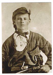 Billy The Kid Nat Love Ann Willis Wild Bill 5 Postcards 13