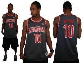 Mike Bibby Arizona Wildcats College Swingman Nike NBA Jersey L Large