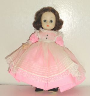 Madame Alexander Little Women Beth 8 Vintage BKW