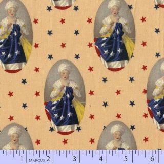 Betsy Ross Portraits Patriotic 1700s Civil War Repro