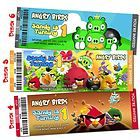 angry birds invitation birthday party ticket  9