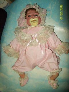 reborn 21 in newborn baby doll realistic w