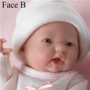 Berenguer Mini La Newborn 9 5 Doll Real Girl New 2011