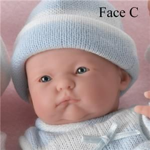2011 Berenguer Mini La Newborn 9 5 Doll Real Boy New