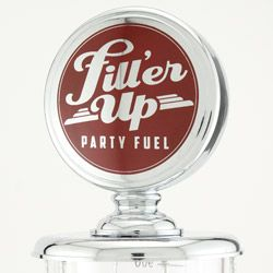 Gas Pump Drink Dispenser 32 oz Fun Liquor Pourer Gift Bar Drink