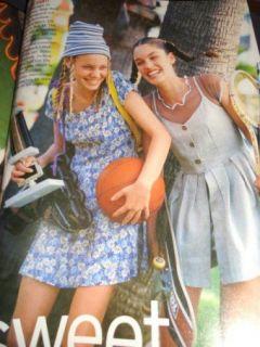 Seventeen 7/1994 Niki Taylor, Katherine Heigl, Jon Stewart, Christian