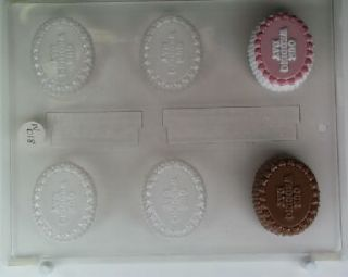 Our Wedding Day Bite Size Chocolate Candy Mold