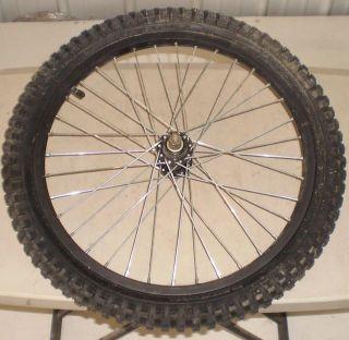 20 Aluminum Rear BMX Bicycle Rim Wheel Bike Parts JR20