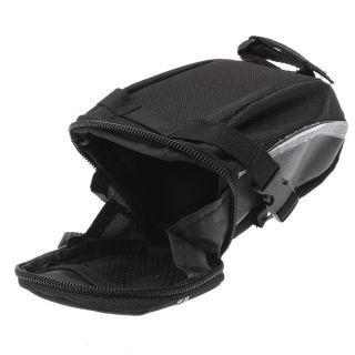 Bicycle Bike Saddle Bag Portable Cycling Outdoor Pouch Back Seat Bag