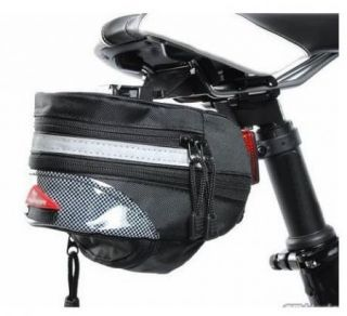 Cycling Bike Bicycle Saddle Seat Bag Adjustable Merida