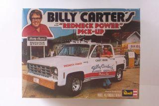 Billy Carters Chevy Redneck Pickup Revell 1 25 SEALED Model Truck Kit
