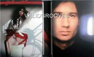 Red Shoe Diaries Zalman King David Duchovny Brigette Bako Bridget Ryan
