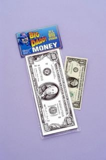 Big Daddy Oversized Fake 100 Dollar Bills Money Pad