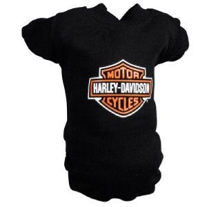 Big Dog Clothes Harley Davidson VNeck Logo Shirt XLarge