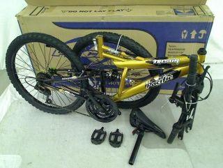 Tuscon Boys Dual Suspension Mountain Bike 24 inch Wheels