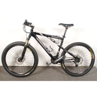 18 Speed 19 Dual Suspension Mountain Bike Loaded Ritchey Hayes