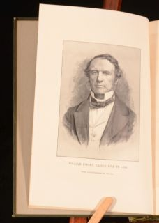William Ewart Gladstone and His Contemporaries Thomas Archer