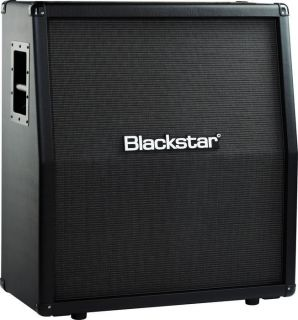Blackstar Series One 412A B 240W 4x12 Guitar Speaker Cabinet Black