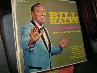 Bill Haley The Comets Rock Around The Clock King 10 Songs
