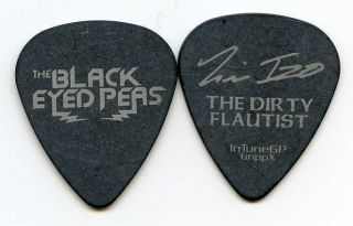 Black Eyed Peas 2010 Concert Tour Guitar Pick Tim IZO