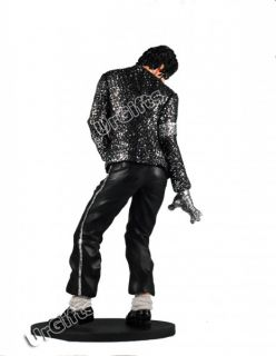 Michael Jackson Billie Jean Statue 1 6 12 Figure New