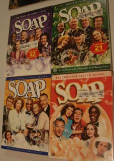 DVD Sets Complete Series Seasons 1 4 70s TV Show Billy Crystal
