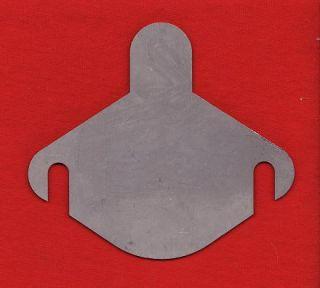 EGR Blocker Plate 304 Stainless Steel Block Off Duramax 06 07 LLY LBZ