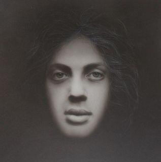 Original Art for Billy Joel Original Album for Front Back of Piano Man