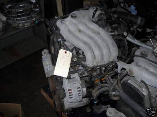 VW Jetta Golf Beetle AVH Engine Motor MK4 2 0 Used