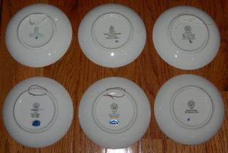 Bing Grondahl Christmas Plate Collection Lot of 26 1968 to 1995 B G