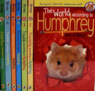 According to Humphrey Betty G Birney Books 1 7 New Paperback