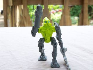 McDonalds Lego Bionicle Kids Meal Toy 2008