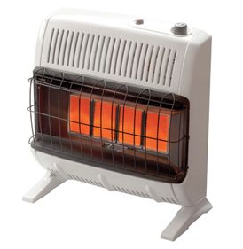 Mr Heater Vent Free Blue Flame Heater (1000 Sq Ft)   MHVFR30LPTB