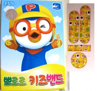 Pororo Mosquito Band★bug Bite Patch★bandage Kid Bandaid