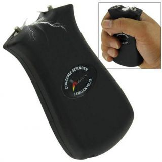Concorde DEFENDER STUN GUN   3.8 Million Volt Rechargeable  Self
