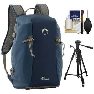 Sport 15L AW Digital SLR Camera Backpack Case Bag Kit Blue Grey