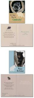 Friends Box of 12 Scriptured Childrens Birthday Cards with Envelopes