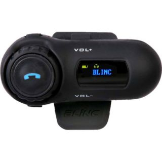 Blinc M2 FM Tuner Blue Tooth Intercom Motorcycle Helmet