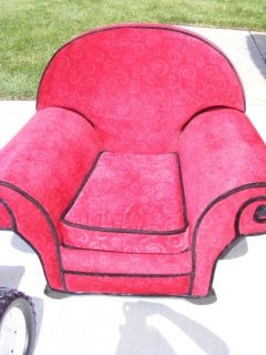 Blues Clues Upholstered Kid Size Thinking Chair