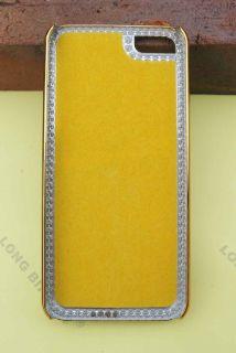 Peacock Diamond Rainstone Bling Case Cover Skin for iPhone 5 I5FY042