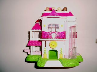 Blip Toys Squinkies Barbie Dream House Playset 5 Squinkies EUC Out of