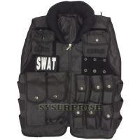 Black Ops Tactical Chest Combat Assault Vest Halloween Costume